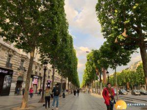 香榭麗舍大道 Avenue des Champs-Élysées