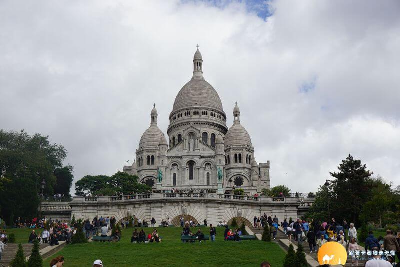 聖心堂 Basilique du Sacré-Cœur