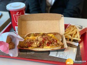 KFC in Paris