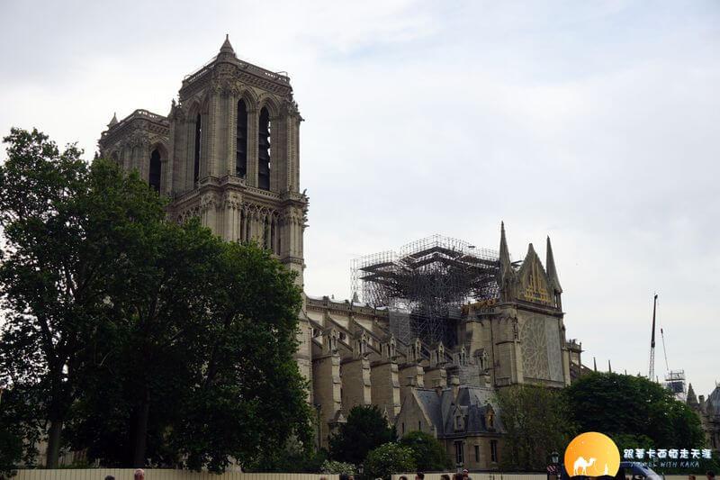 聖母院 Notre-Dame de Paris