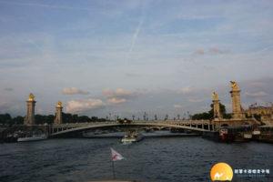 亞歷山大三世橋 Pont Alexandre III