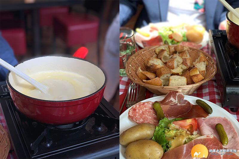 La Pierrade 芝士火鍋 Cheese Fondue
