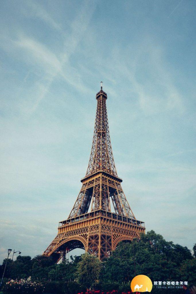 艾菲爾鐵塔 Tour Eiffel