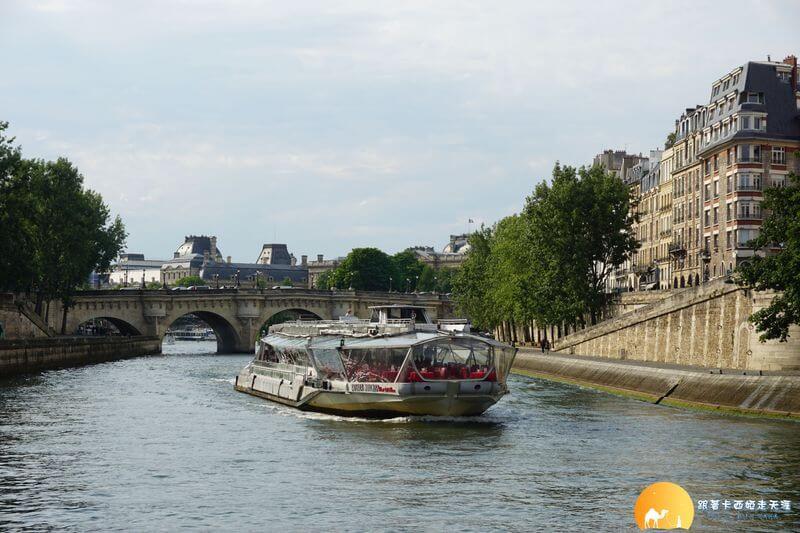 塞納河 La Seine