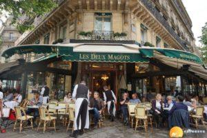 雙叟咖啡廳 les deux magots