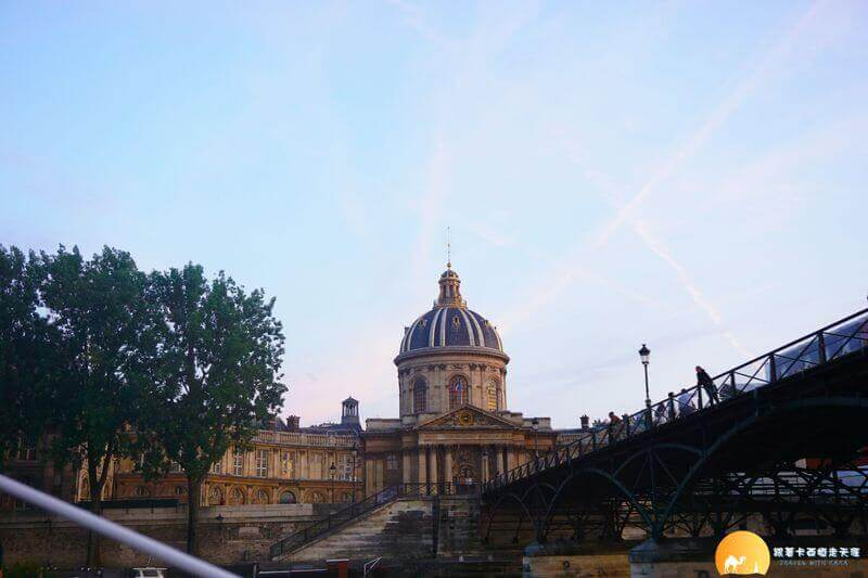 巴黎最古老的圖書館