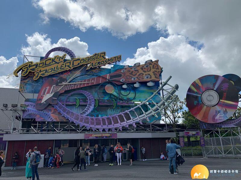 Rock'n'Roller Coaster starring Aerosmith 搖滾雲霄飛車