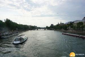 漫步塞納河 La Seine