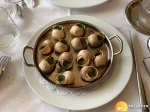 法國蝸牛 Escargots