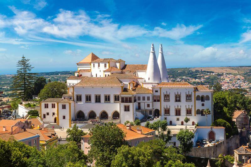 辛特拉宮 Palácio de Sintra