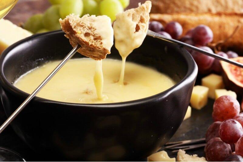 芝士火鍋 Cheese Fondue