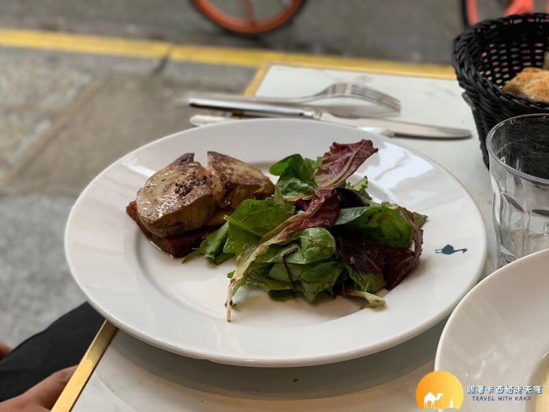 巴黎必吃 鵝肝 Foie Gras