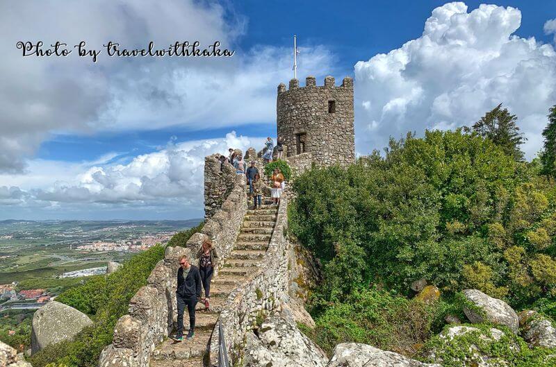 摩爾人城堡 Castelo dos Mouros