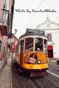 里斯本交通 電車