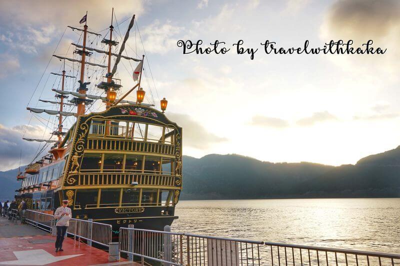 海賊觀光船