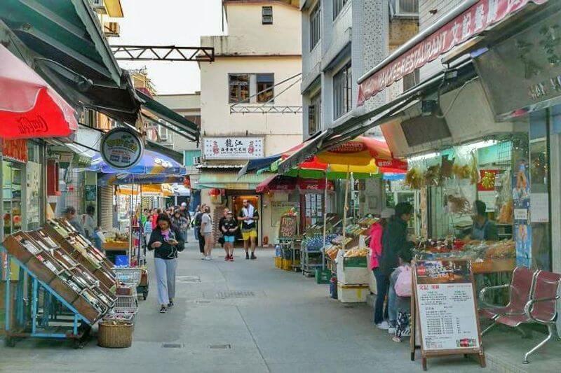 榕樹灣大街