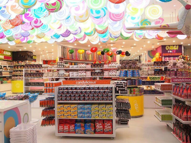 大型糖果屋 Candylicious