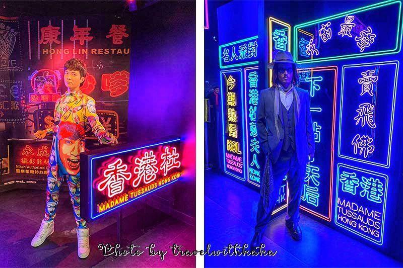 香港杜麗莎夫人蠟像館