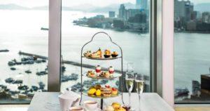 如心銅鑼灣海景酒店 下午茶