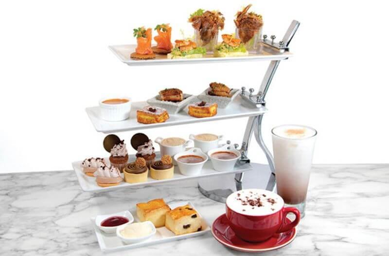 富豪九龍酒店 下午茶