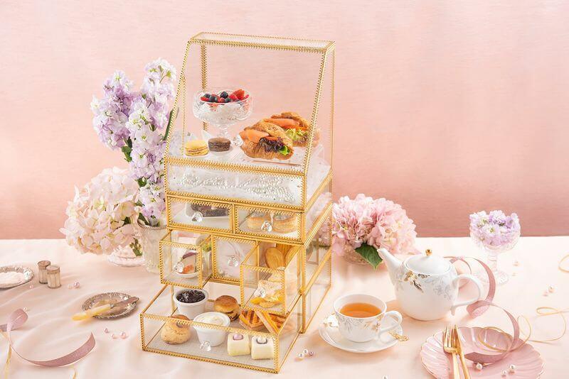 珀薈酒店 璀璨珍珠 下午茶