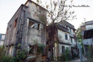 馬灣大街舊村